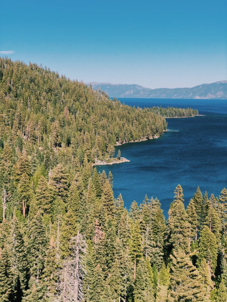 Lake Tahoe Rubicon Trail