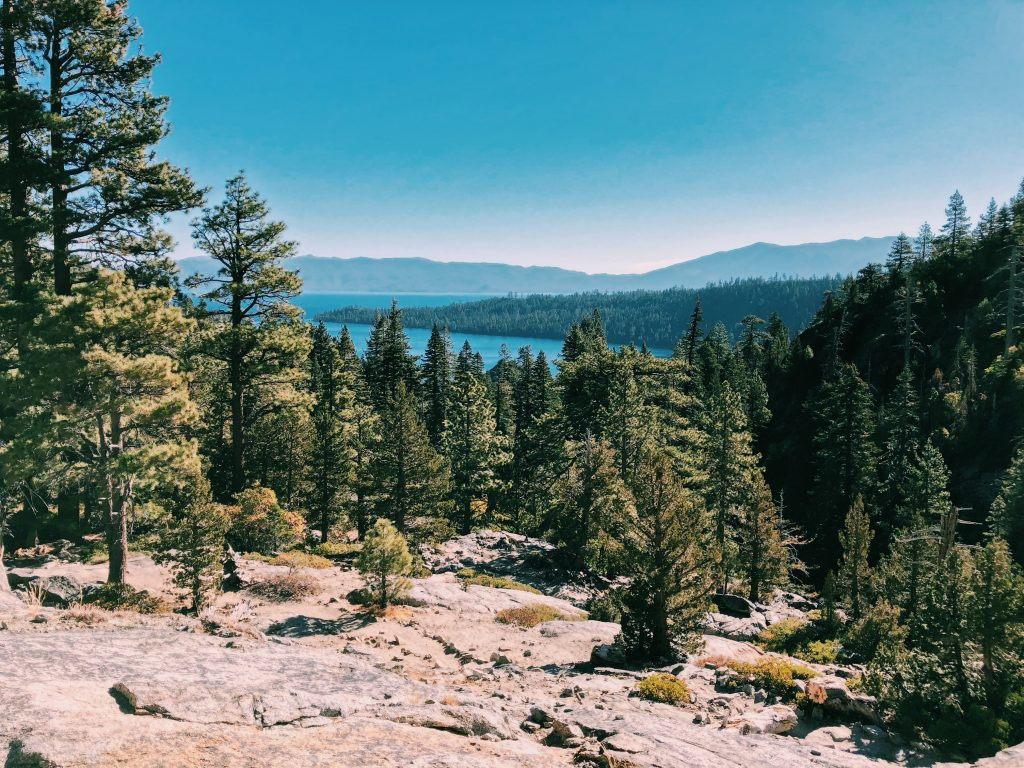 Lake Tahoe Hikes