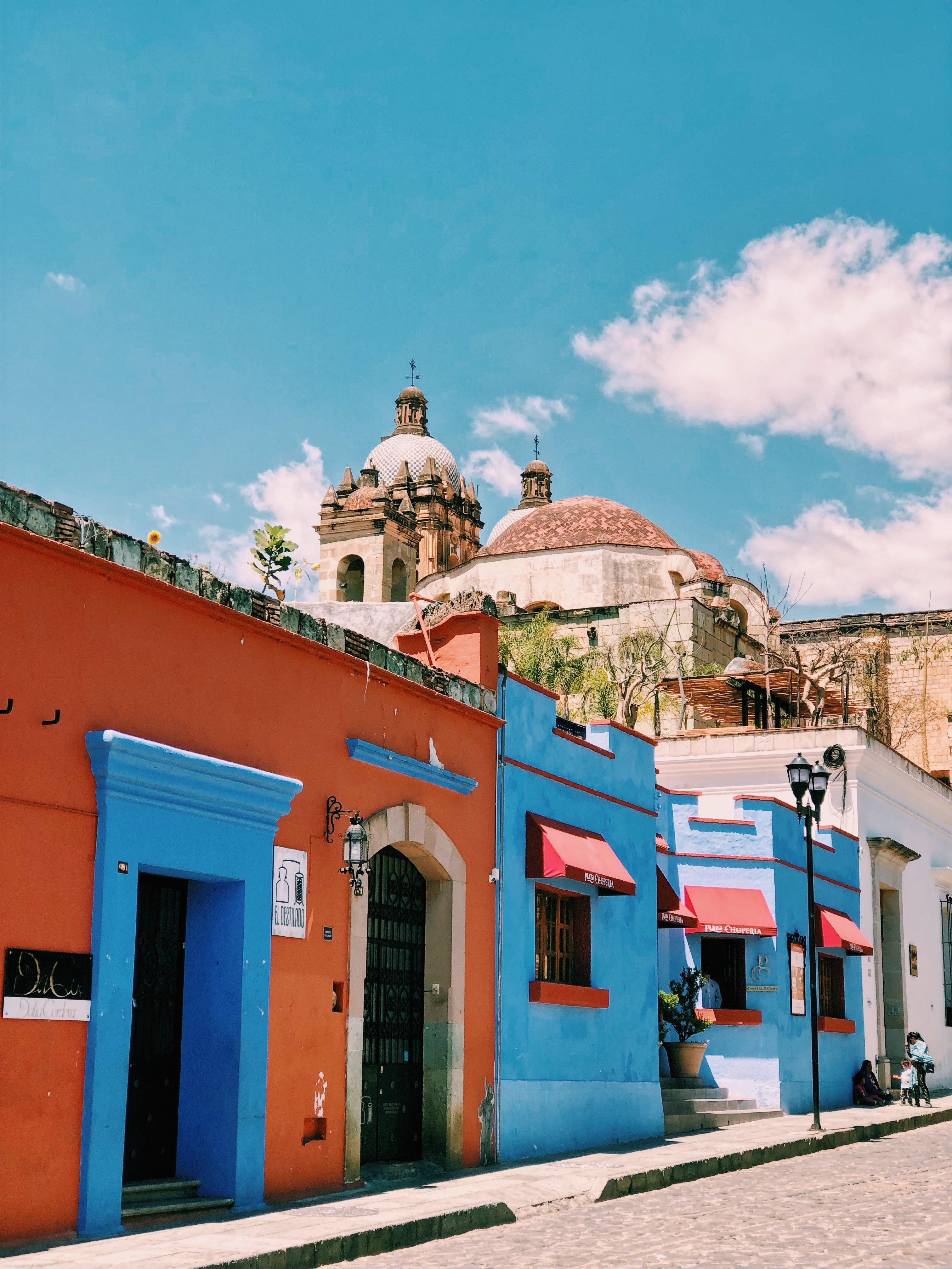 Self-Guided Walking Tour Oaxaca City
