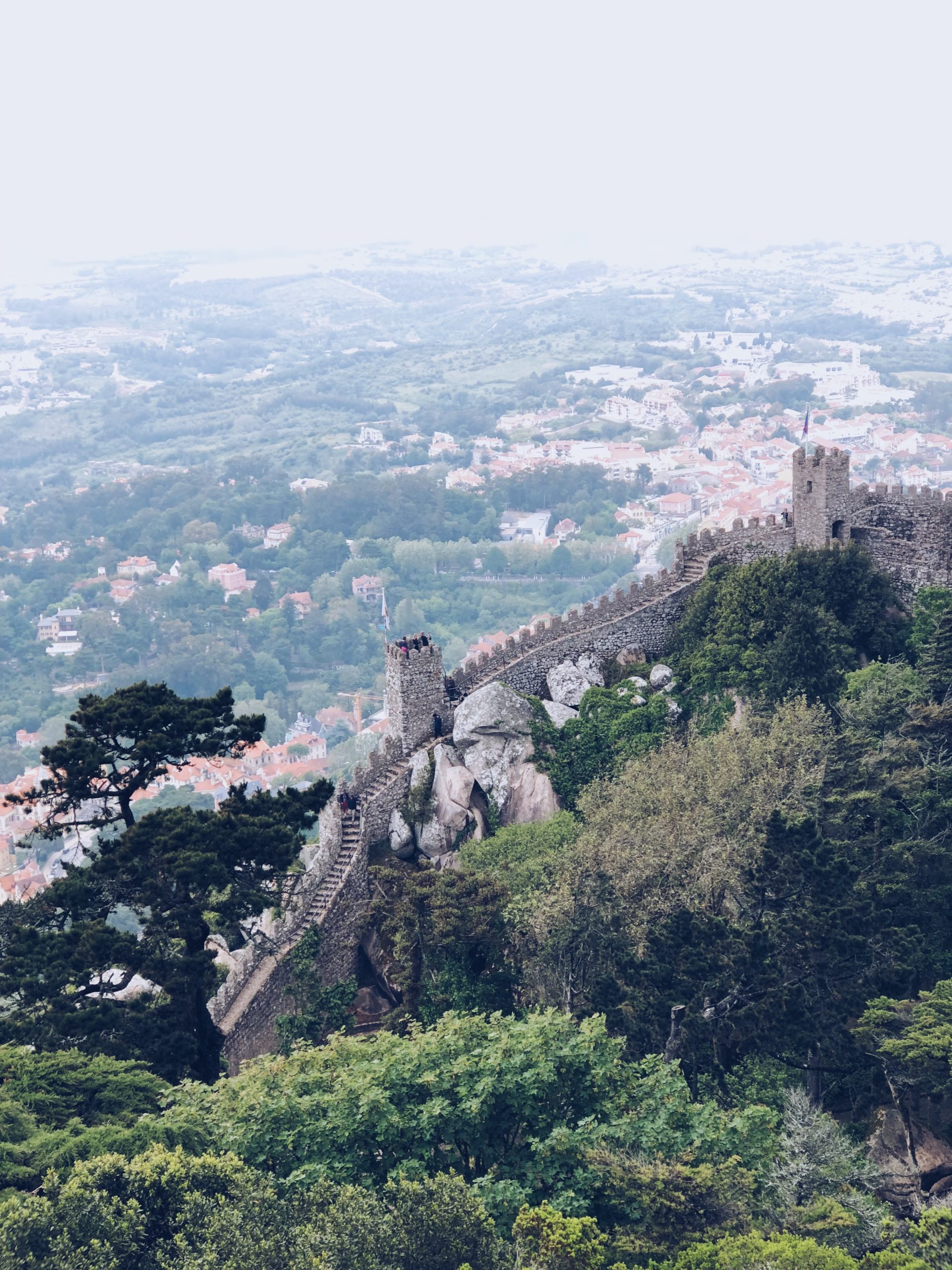 castle of the moors sintra